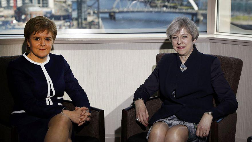 Schottland strebt nach Unabhängigkeit: Keine Annäherung im Brexit-Streit