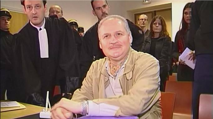 Prosecutors call for third life sentence for 'Carlos the Jackal'