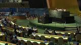 UN talks for a worldwide ban on nuclear weapons get limited support