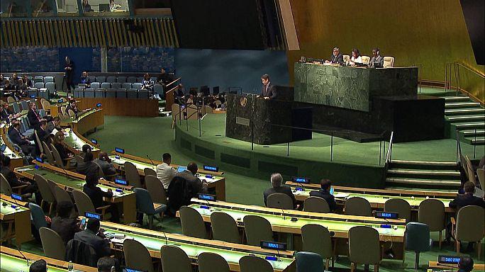 Desarmamento Nuclear: Conversações das Nações Unidas marcadas pelas cadeiras vazias