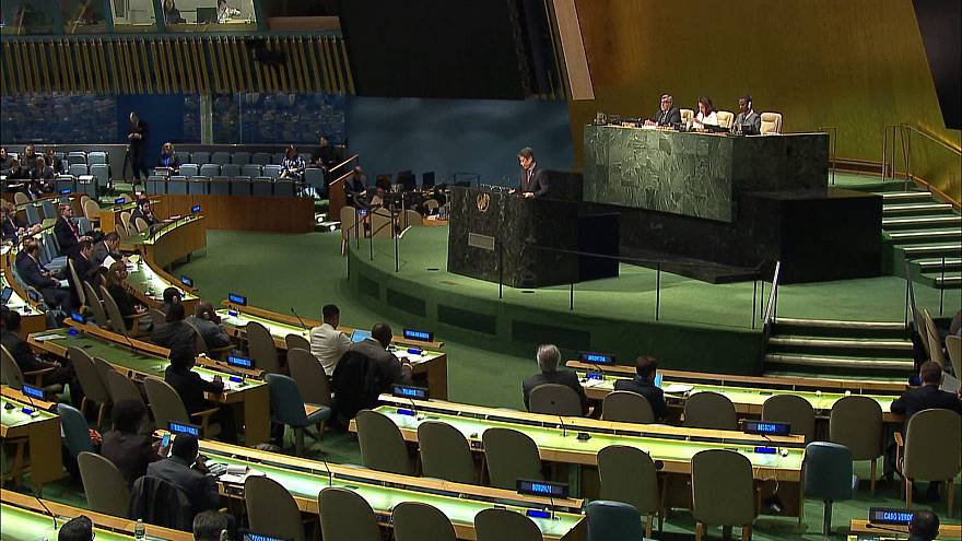 Ohne Atommächte: UNO-Staaten verhandeln über Kernwaffenverbot