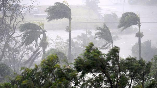 طوفان دبی سواحل شرقی استرالیا را دربرگرفته است