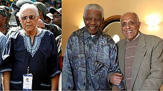 South African anti-apartheid hero Ahmed Kathrada dies aged 87