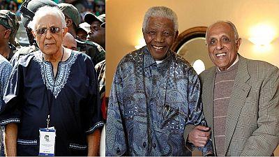 South African anti-apartheid hero Ahmed Kathrada dies aged 87
