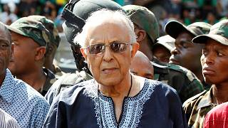 Veteran anti-apartheid leader Ahmed Kathrada dies at 87