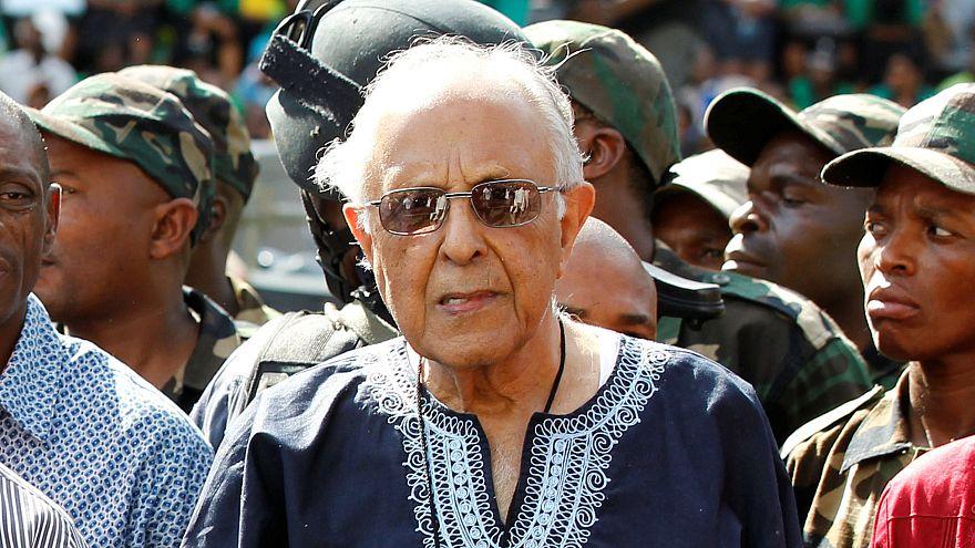 Nelson Mandelas Vertrauter Ahmed Kathrada ist tot