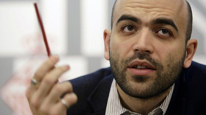 Roberto Saviano: a mafia death sentence, the price of celebrity