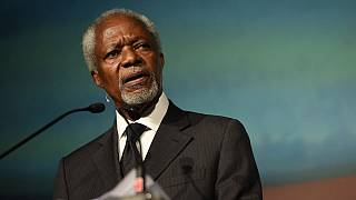 The world will fight climate change with or without the U.S. - Kofi Annan