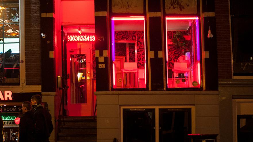 Amsterdam tries out a new business model for prostitution