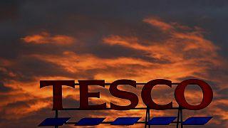 Tesco заплатит штраф за ошибки в бухучете