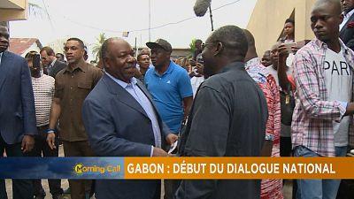 Gabon : Reprise du dialogue national [The Morning Call]