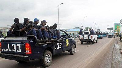 DRC police accuses rebels of killing 39 officers, AU calls for restraint