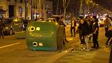 مشادات عنيفة في باريس إثر مقتل رجل صيني على يد شرطي