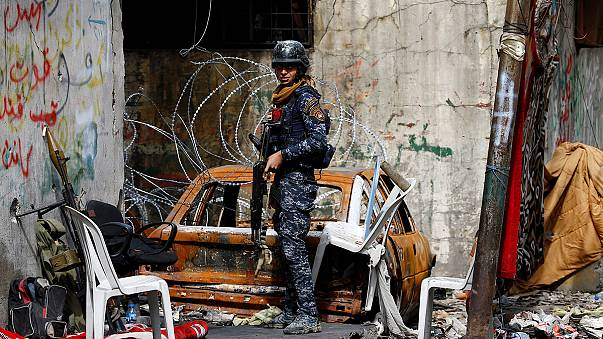 On the hunt for ISIL suspects in Eastern Mosul