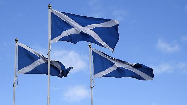 Sturgeon pushes for second Scottish referendum
