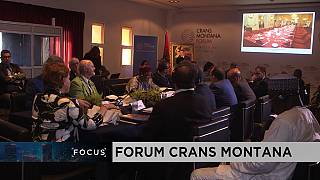 Crans Montana Forum focuses on Africa's development cooperation