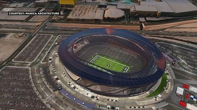 Los Raiders de Oakland camino de Las Vegas