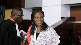 "Ivory Coast ex-first lady Simone Gbagbo ""acquitted"" of crime against humanity charges"