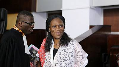 Former Ivorian first lady Simone Gbagbo acquitted of war crimes