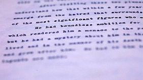 Diário de John F. Kennedy vai a leilão