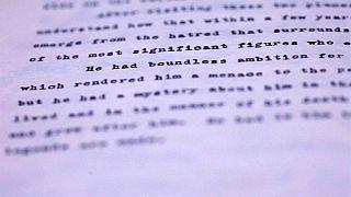 Un surprenant carnet de voyage de John F. Kennedy aux enchères