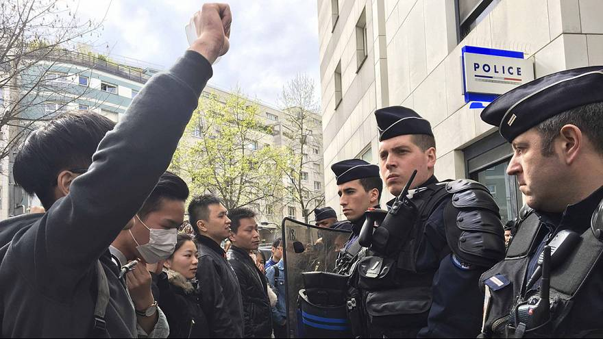Tension in Chinatown following fatal shooting by Paris police