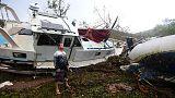 Le cyclone Debbie défigure le nord-est australien