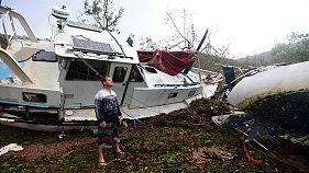 Austrália: Ciclone Debbie classificado como tempestade tropical