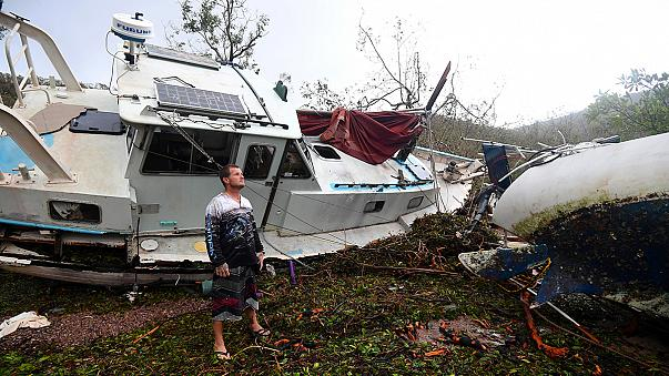 Austrália: Ciclone Debbie classificado como tempestade tropical