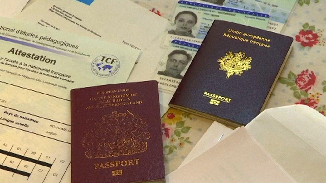 """Великобритания: двойное гражданство - страховка от последствий """"Брексита"""""""