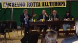 """Celebrating peace is not enough...we need a multi-speed Europe"": Romano Prodi"
