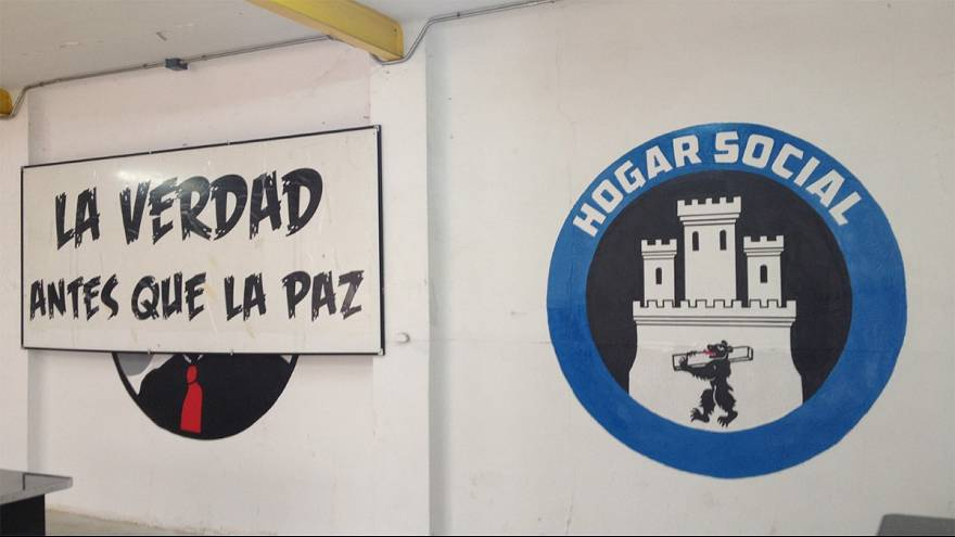 Hogar Social, the new face of Spain's extreme-right