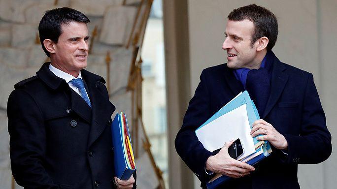 Francia: Manuel Valls votará por el candidato socioliberal Emmanuel Macron en las presidenciales