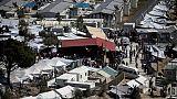Συλλήψεις σε δομές προσφύγων σε Χίο, Σάμο και Λέσβο