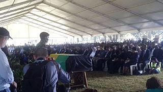 Afrique du Sud - Décès d'Ahmed Kathrada : la famille refuse que Zuma participe aux obsèques