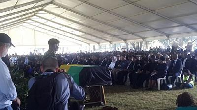South Africa's Zuma not welcome at funeral of anti-apartheid hero Kathrada