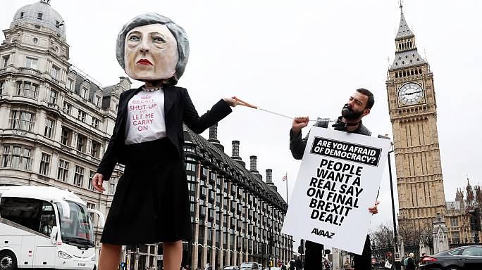 Inquietud, tristeza, indiferencia e incluso optimismo en las calles de Londres por el brexit