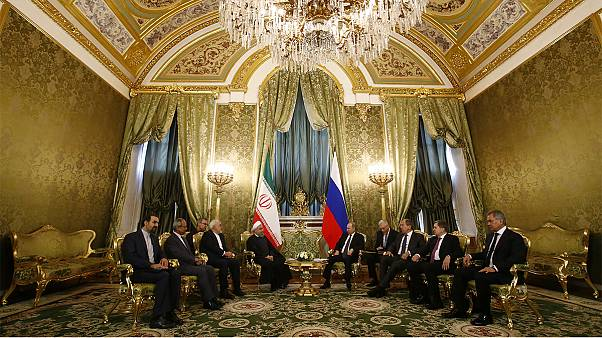 ایران و روسیه: امضای اسناد همکاریهای راهبردی