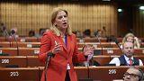 Η Περιφεριάρχης Αττικής Ρ.Δούρου στο Συμβούλιο της Ευρώπης για το προσφυγικό-μεταναστευτικό