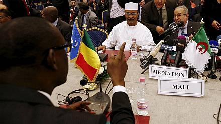 Mali: Former rebels agree to attend peace conference