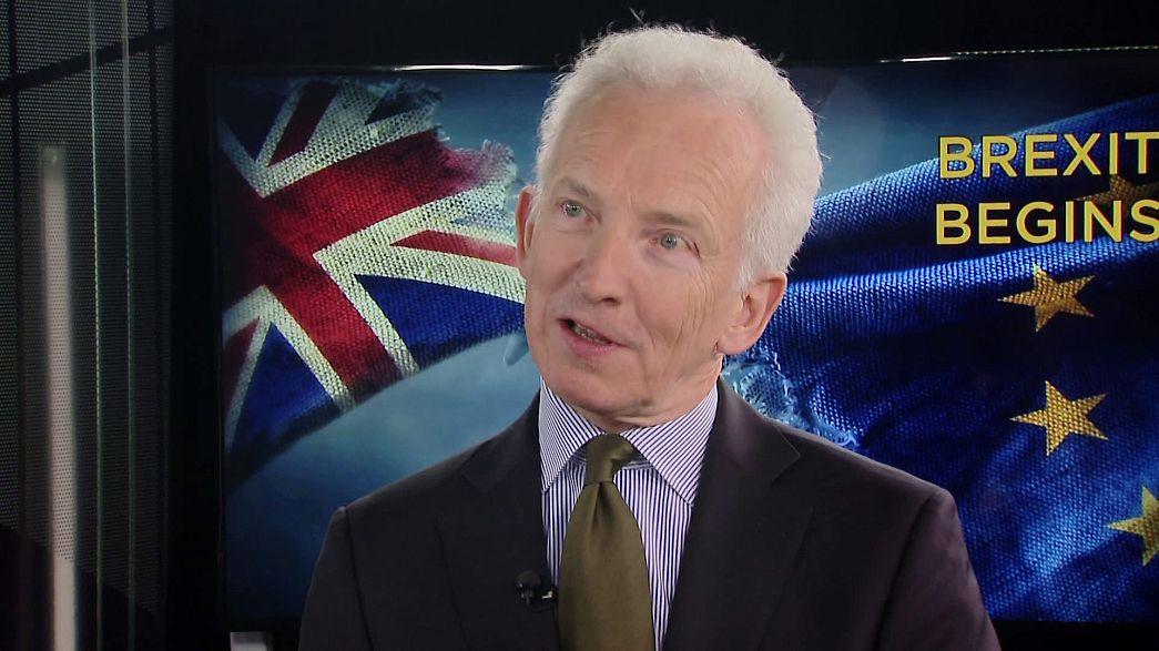 """Эксперт: """"После трудного развода Британия и ЕС будут дружить"""""""