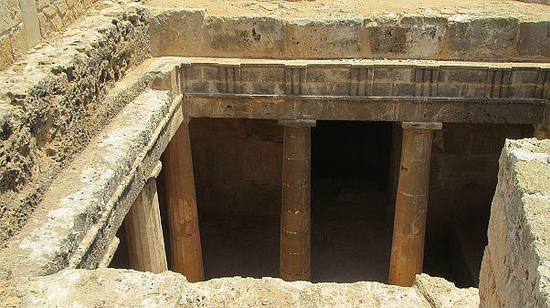 Κύπρος: Σημαντική αρχαιολογική ανακάλυψη στους Τάφους των Βασιλέων