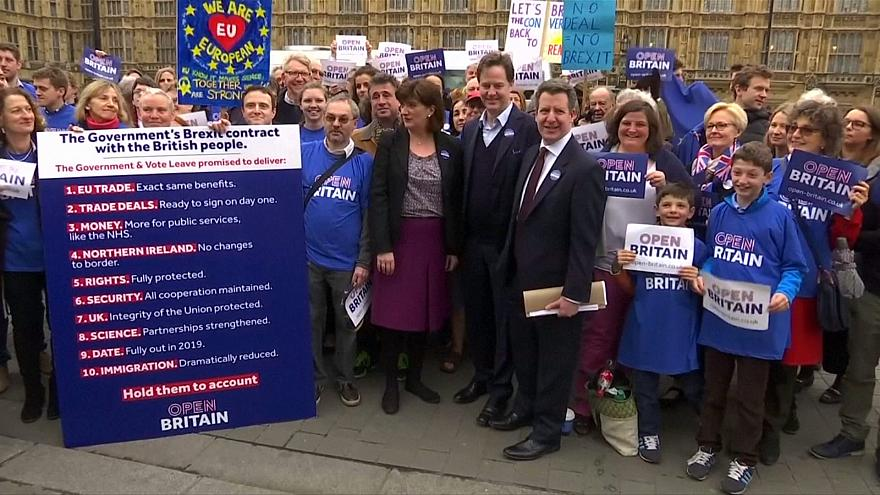 Réactions : triste journée pour les opposants au Brexit