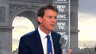 Válságban a francia szocialisták - Valls kihátrált Hamon mögül