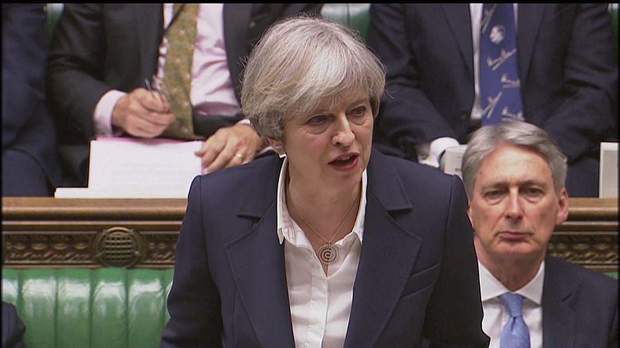 "Theresa May puxa o gatilho do ""Brexit"""