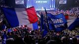 French presidential candidates duel on the economy