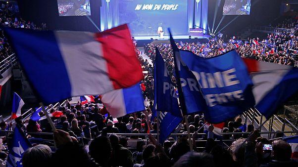 چشمهای اروپا خیره به انتخابات فرانسه
