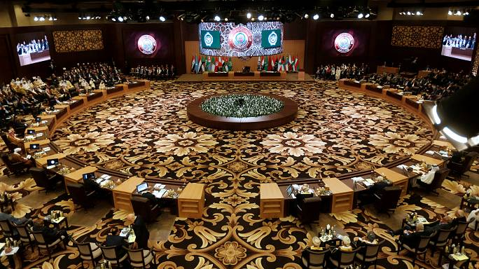 بدء القمة العربية في الاردن