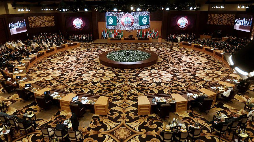 Israeli-Palestinian conflict top of agenda at Arab leader's summit
