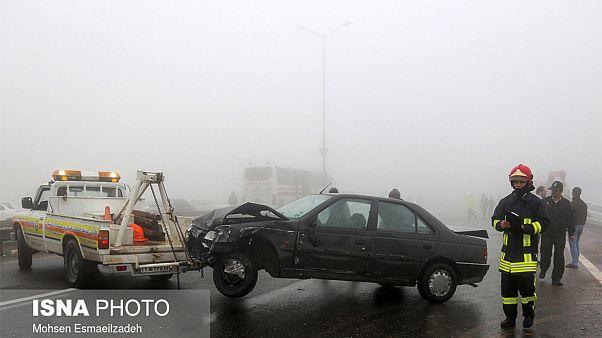 هر ۷۱ دقیقه یک نفر در جادههای ایران کشته میشود